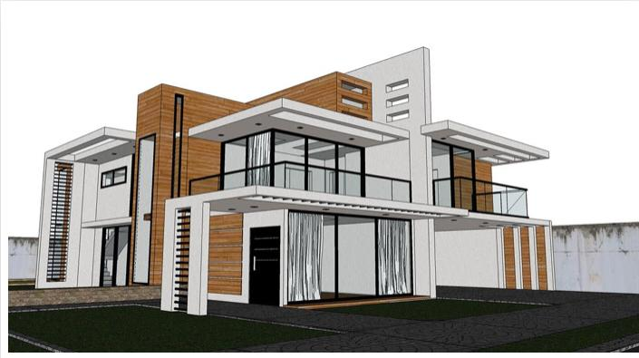 I Will Design, Redraw And Model Your 3d In Sketchup Fastest