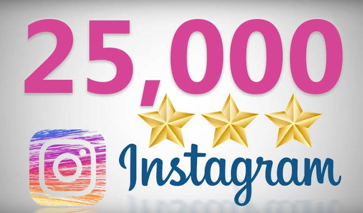 Increase video views Instagram(25000 views)