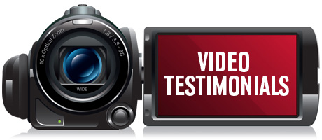 make a natural video testimonial for your product or service