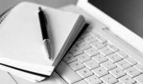 كتابة ابحاث و مقالات
