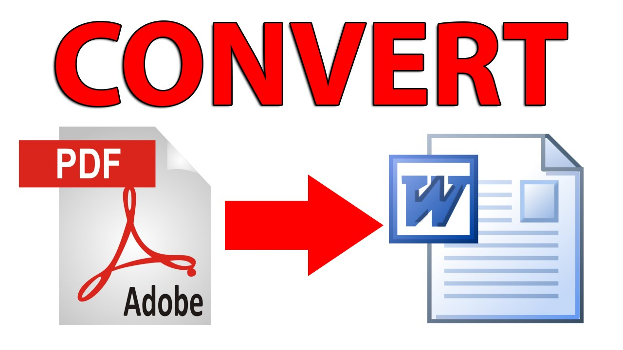 write your pdf file to word file