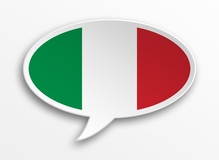 Translation From Italian To Arabic and English And Vice Versa