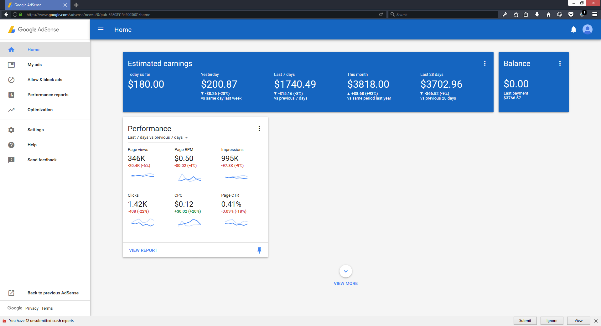 sell method to make $100 with adsense per day