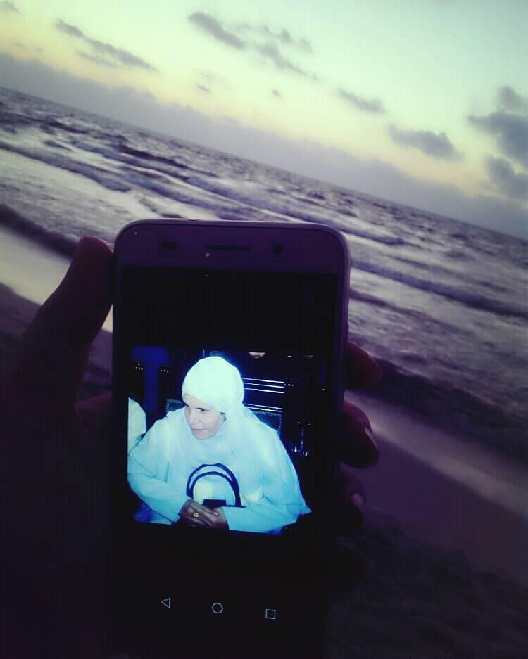 photo your picture in front of the sea in Egypt