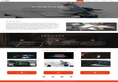 Edit and design website for you + responsive