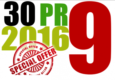 I will skyrocket your Google Rankings with 30 PR9 High Pr Seo Social Backlinks