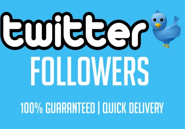 Cheapest & Amazing 8000+ Verified twitter followers