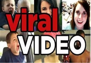 post your video 100 times and upload them to youtube for